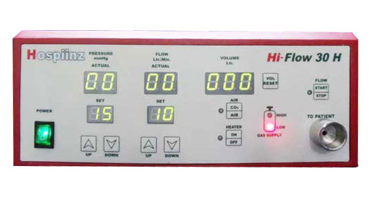 """Hospiinz""Digital Co2 Insufflator"